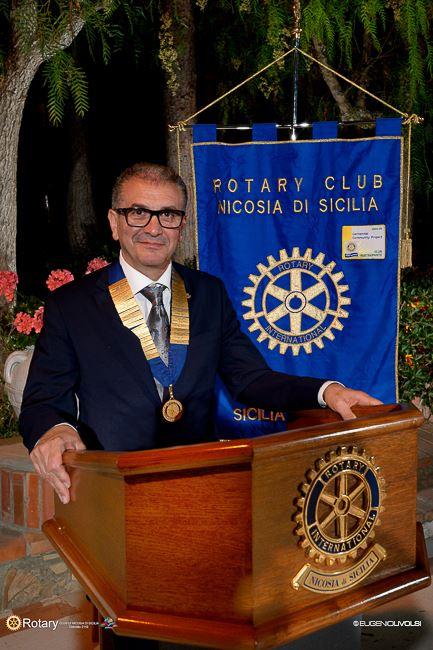 Rotary Club Nicosia - Anno rotariano 2015/2016 -                                                     Presidente: Salvatore Timpanaro