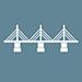BML Rohre zur Brückenentwässerung