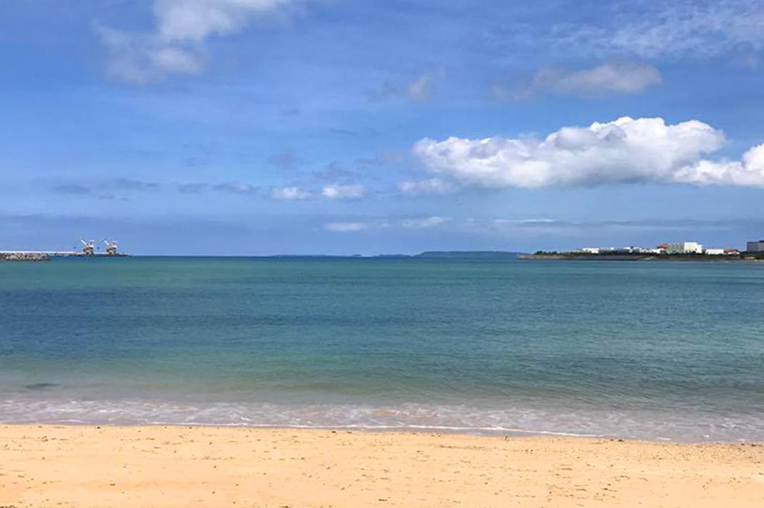 101 沖縄 / うるま市石川ビーチ