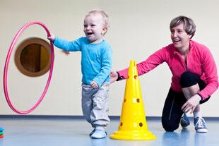 Bewegungsförderung für Kinder