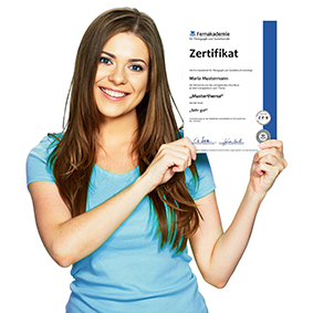 Ihr Abschlus mit Zertifikat