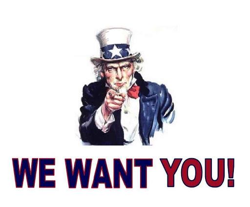 FDKM, estamos procurando por você.