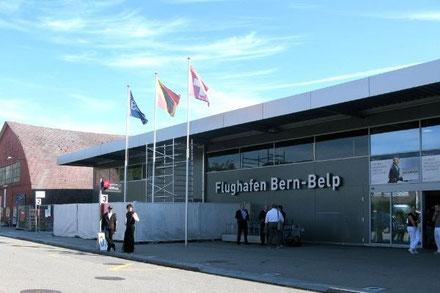BERN SWITZERLAND AIRPORT