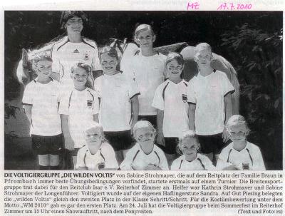 Moosburger Zeitung 17.07.2010
