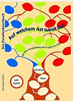 Das Paradiesbaumbuch von Diplom-Sozialpädagogin Christiane Kilian, Mit dem Paradiesbaum durch Logik zum Glück #Bücher #Glück #lieberfrei #Beratung #Coaching #Therapie #Persönlichkeitsentwicklung