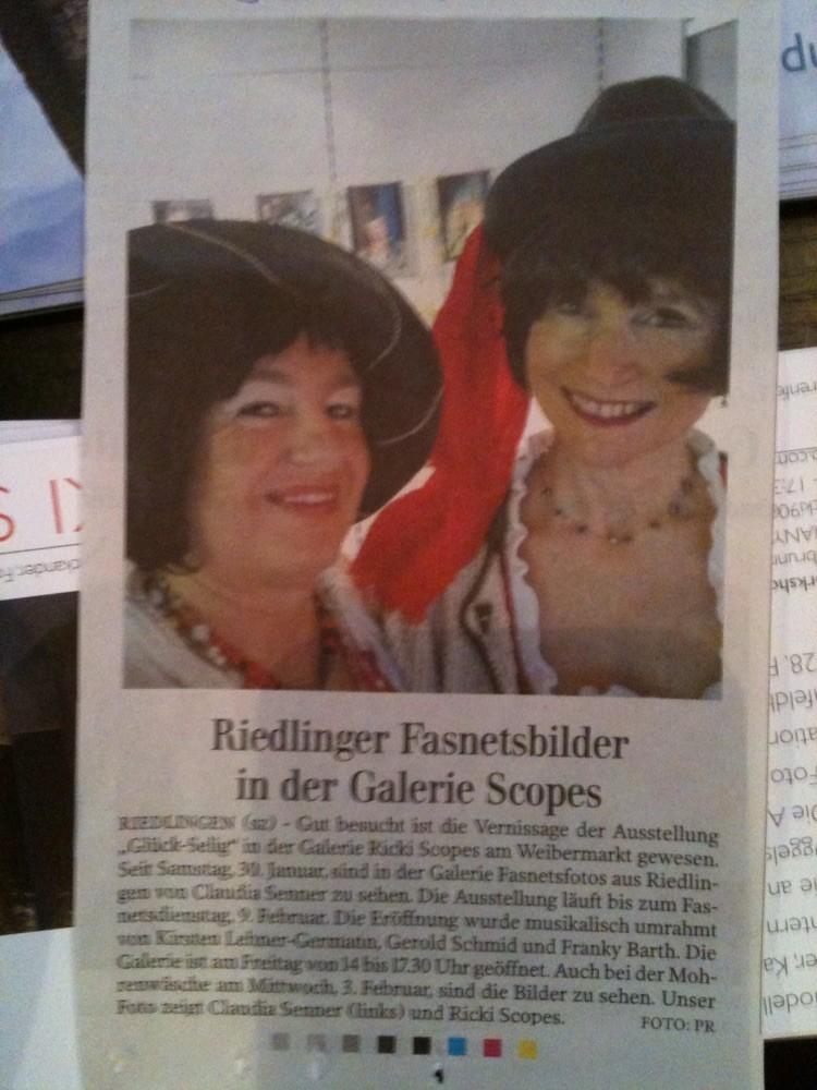Schwäbische Zeitung 02.Feb.2016