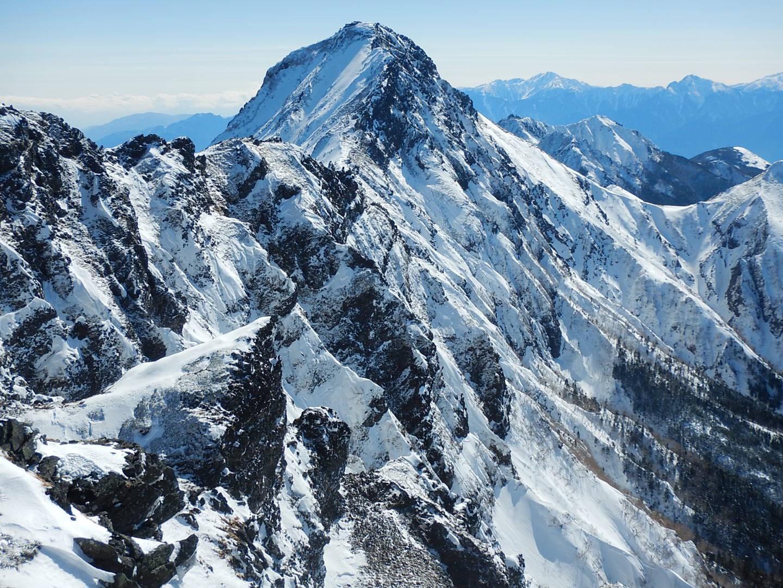 2020年度 日ノ岳稜、小同心クラック