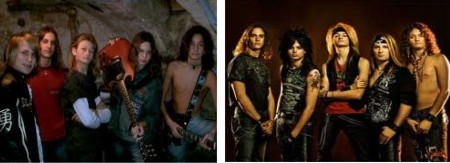 2006 Blues Kids, die sich Heute Kissin Dynamite nennen