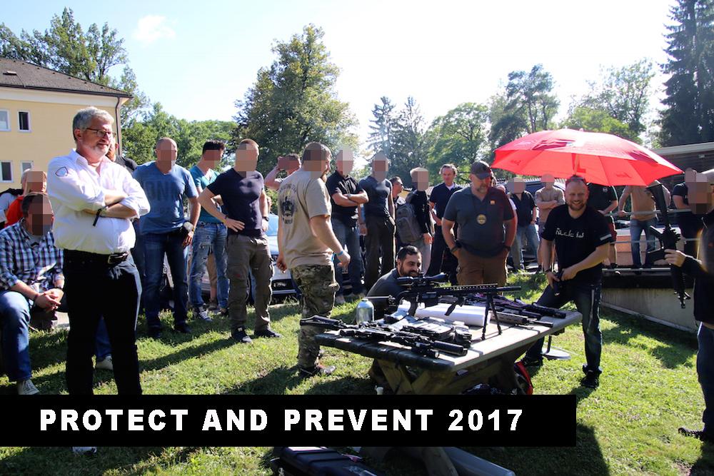 036 keine Pause - Waffen für das force on force Training