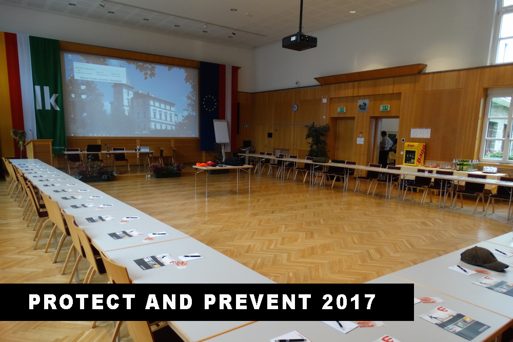 004 Vorbereitung Vortragssaal