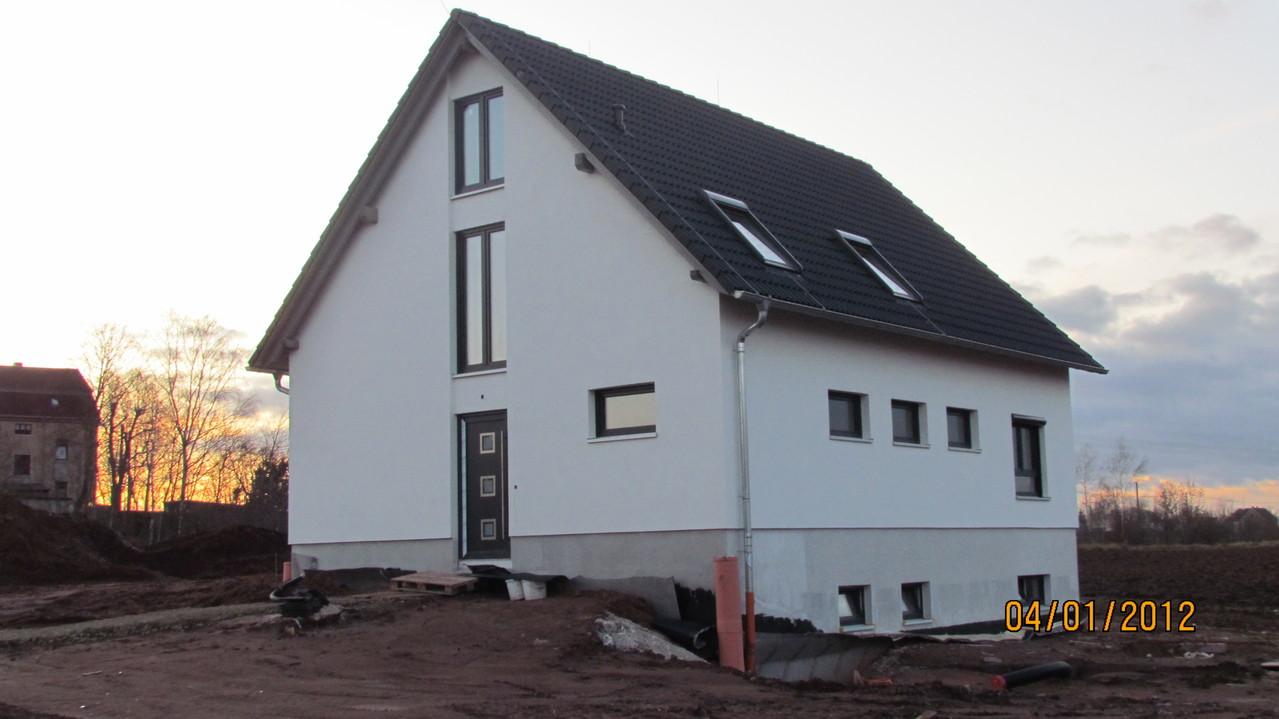 Einarbeitung von Velux Dachflächenfenster