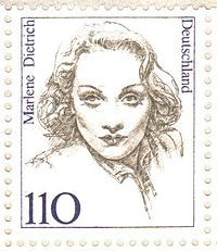 Briefmarke: Frauen der deutschen Geschichte