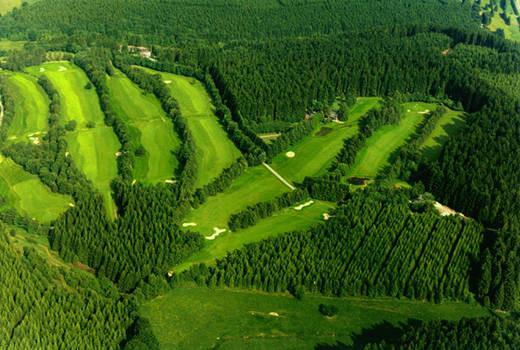 Golf im Sauerland - GC Winterberg