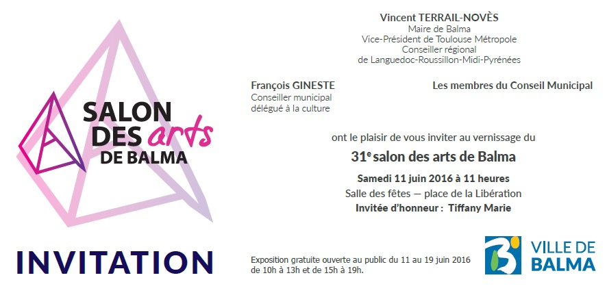 Vernissage salon des Arts, Balma