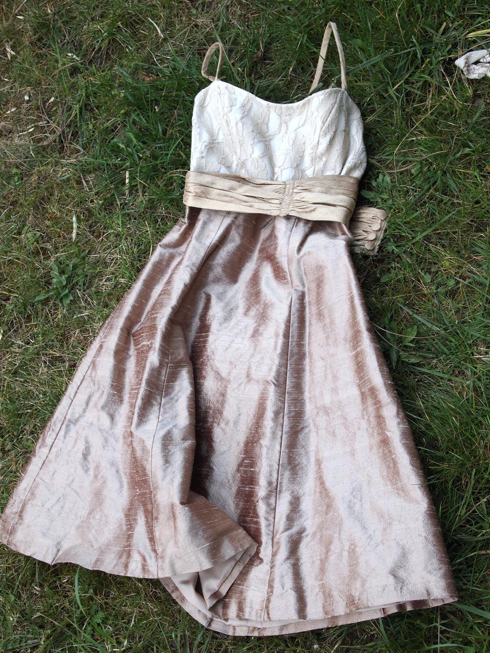 Kleid zum Abiball (burda)