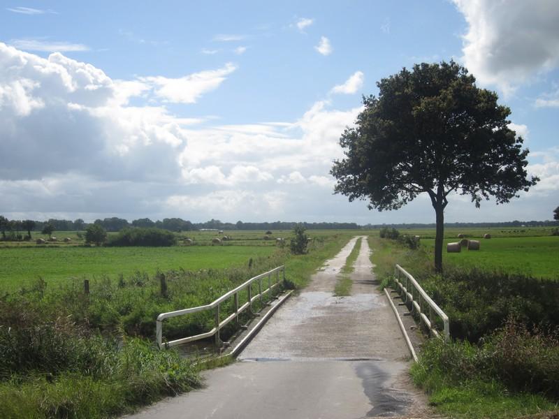 Stille landwegen