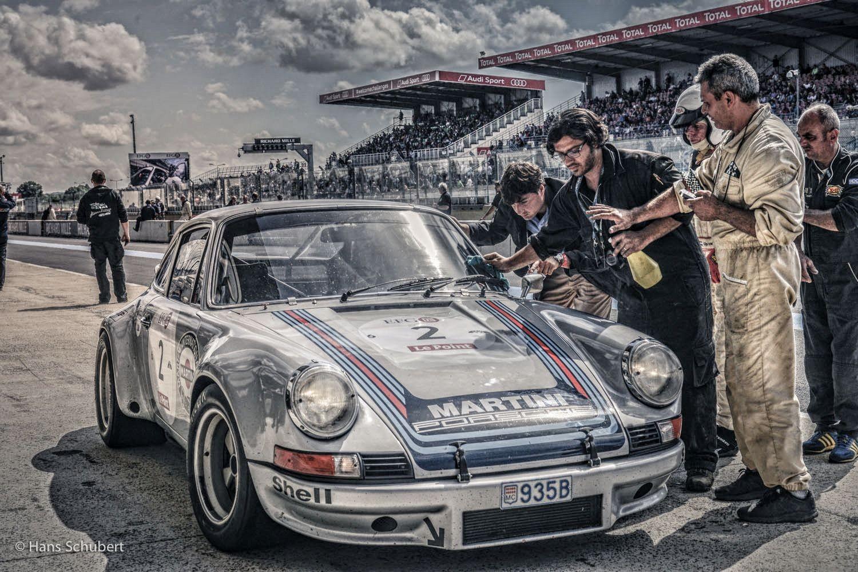 Gijs van Lennep, Le Mans Classic 2014