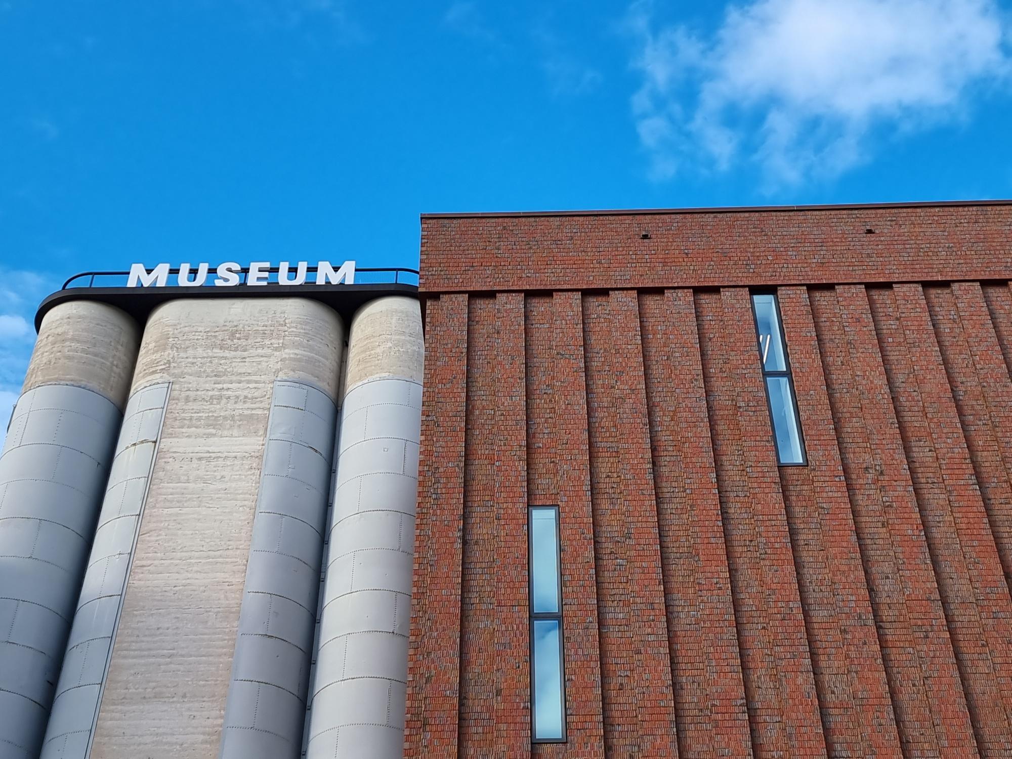 Vom Getreidespeicher zum Museum