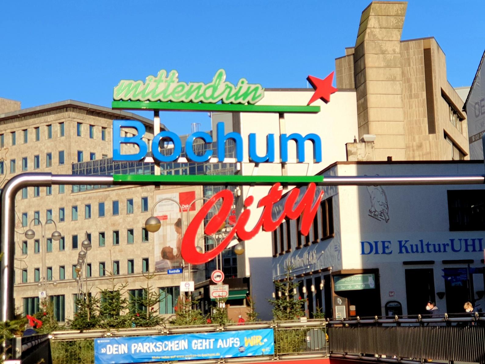 Bummel durch Bochum