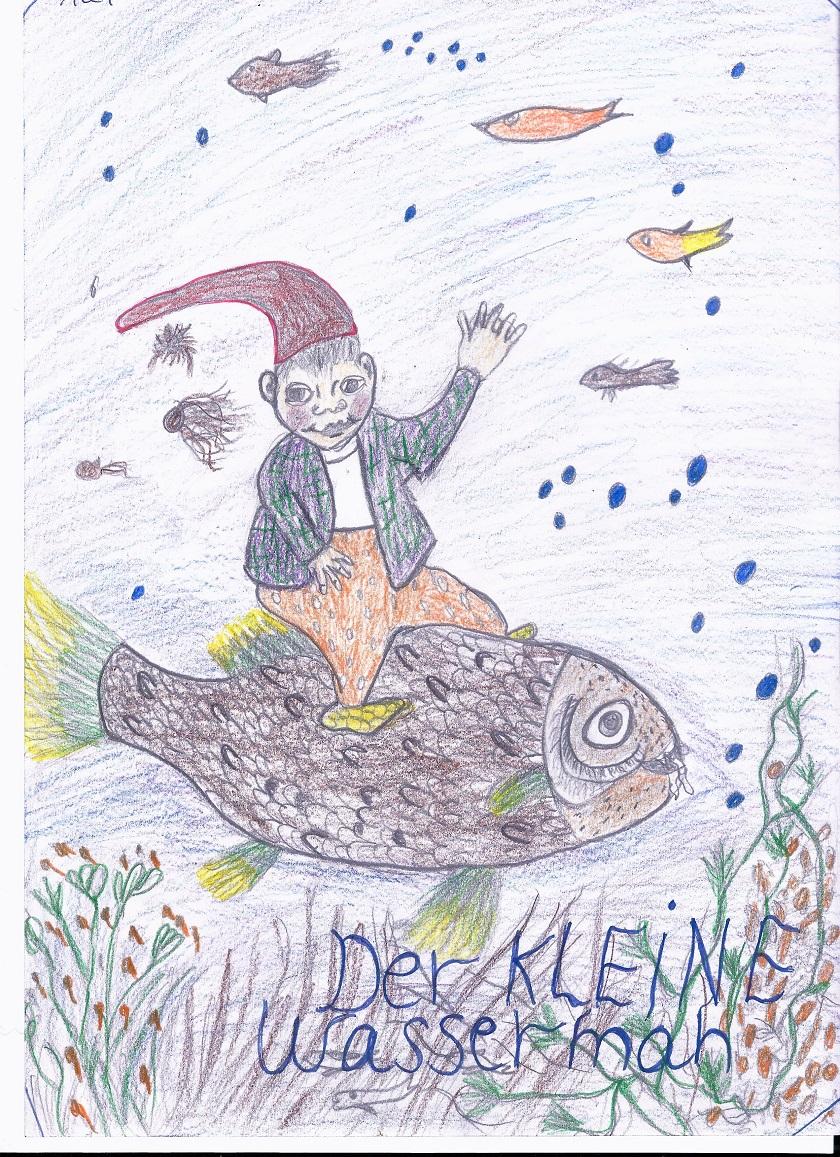 """""""Der kleine Wassermann"""""""
