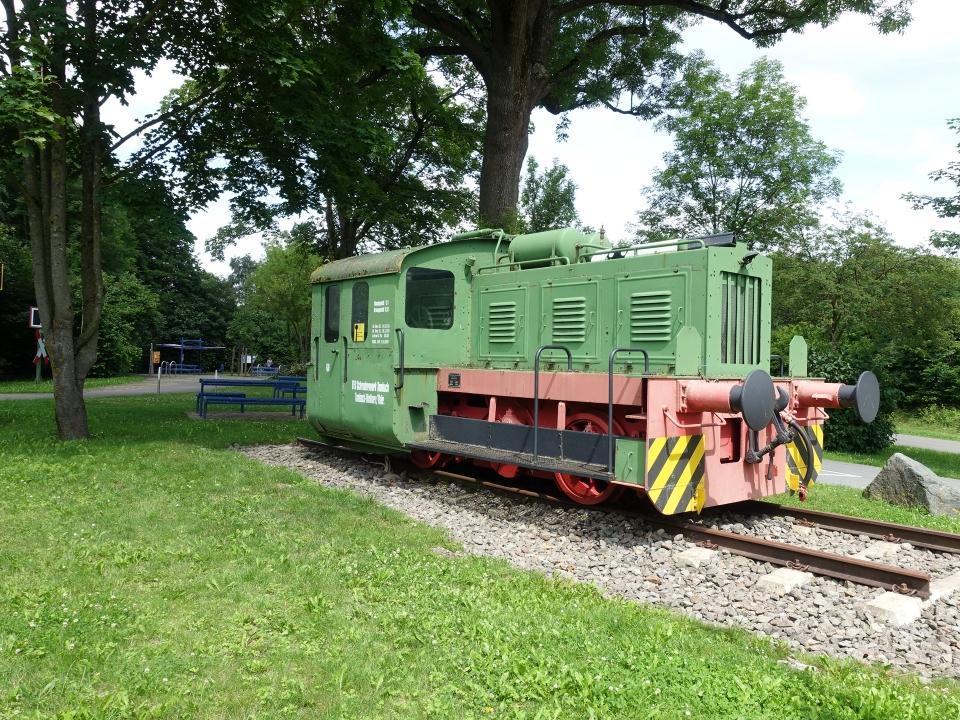 Relikte aus vergangener Zeit, Ederbahn - Radtrassse