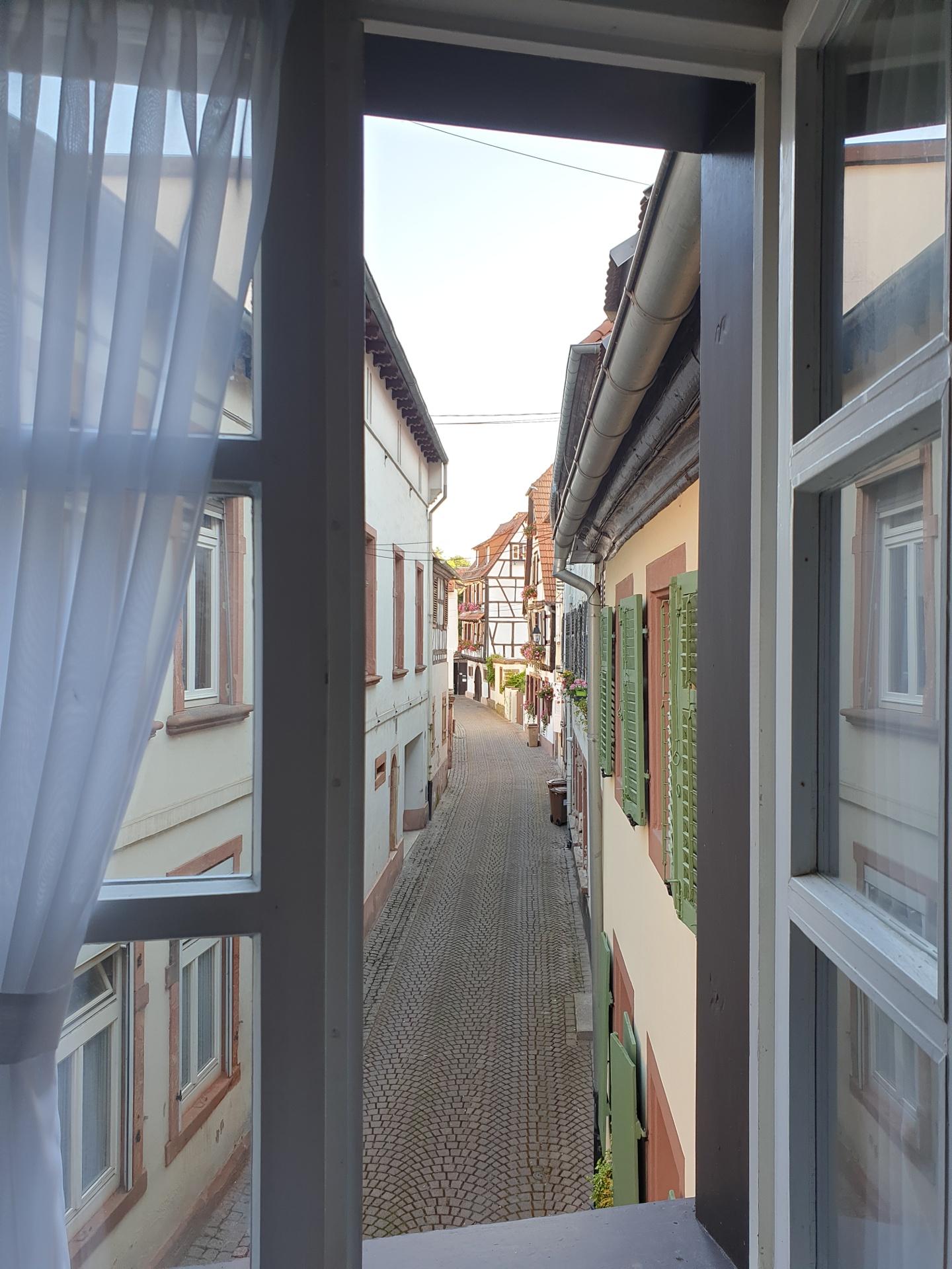 Wissembourg, elsässischer Ausblick
