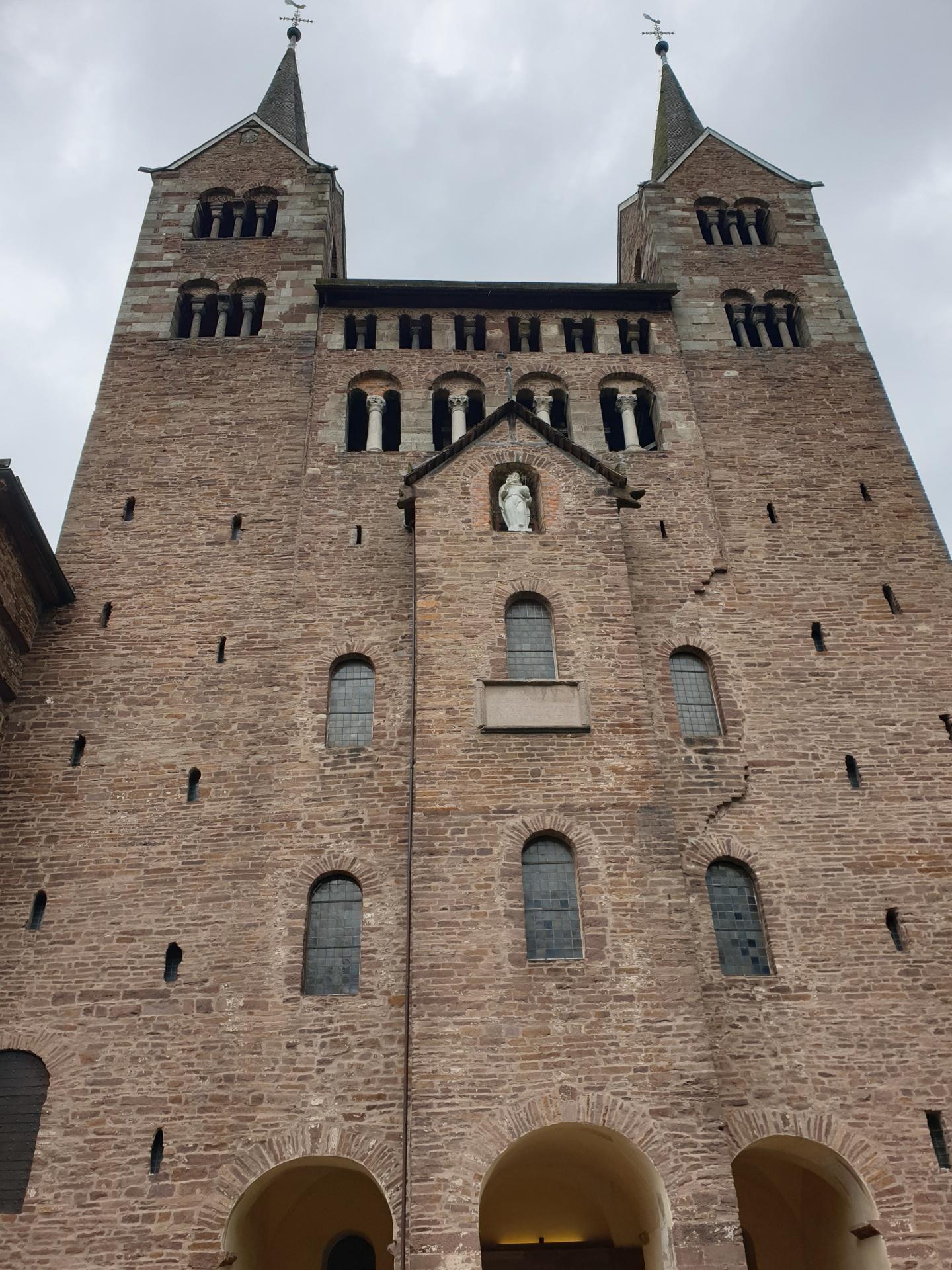 UNESCO Corvey, Klosterkirche