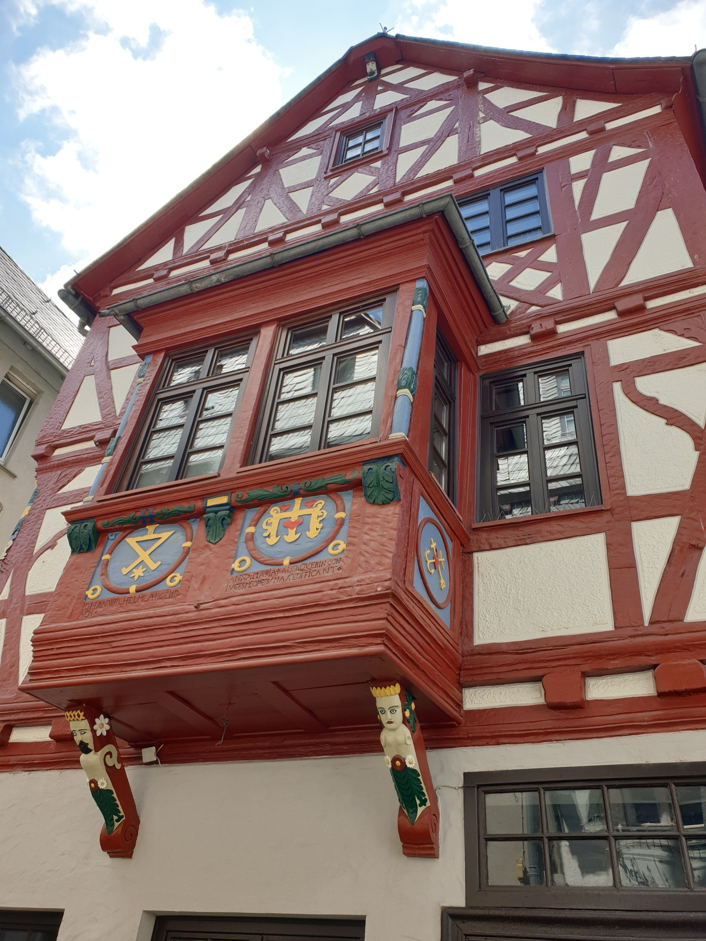 Fachwerk, Limburg a.d.Lahn
