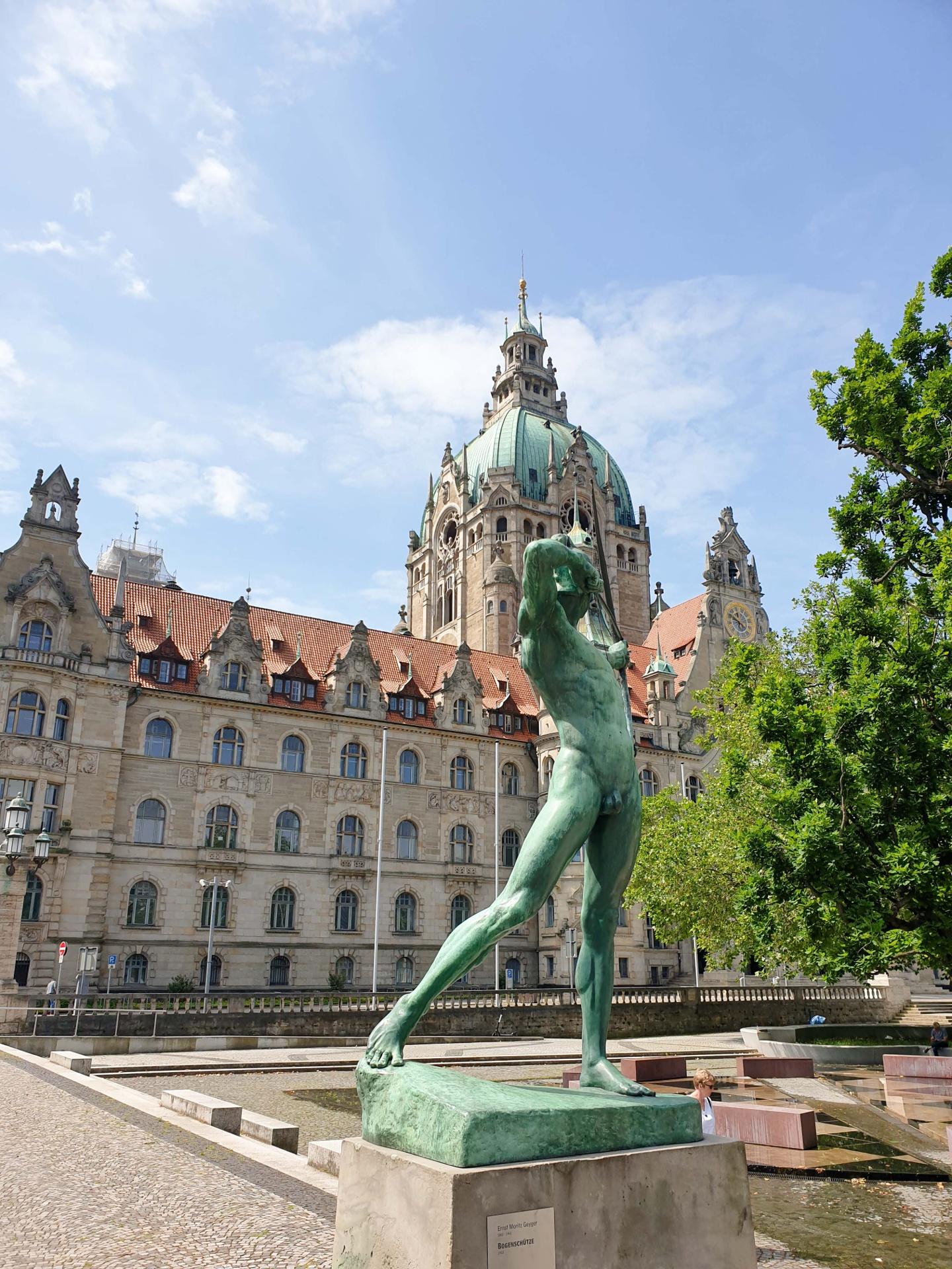 Hannover, Rathaus