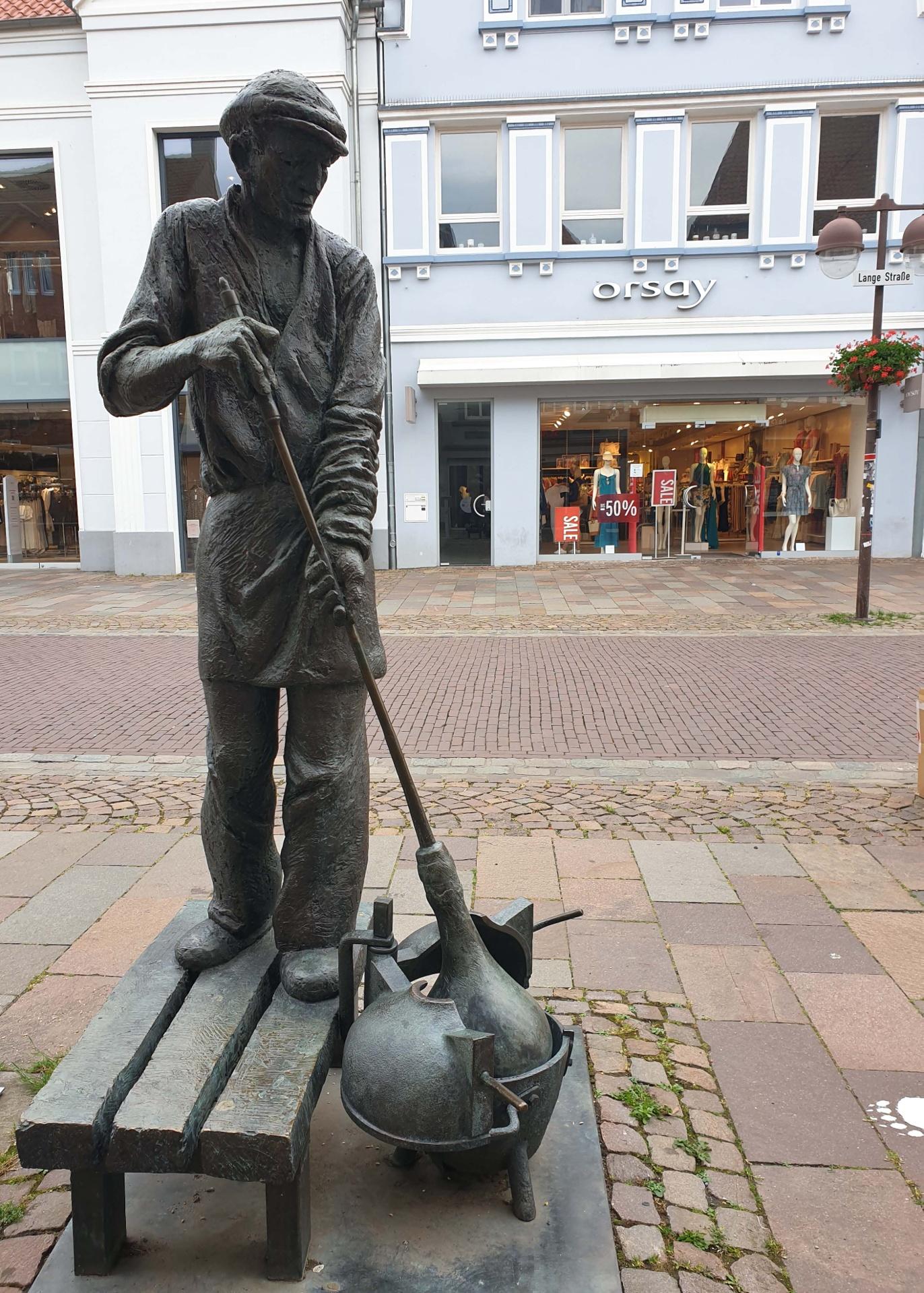 Nienburg, Glasbläser
