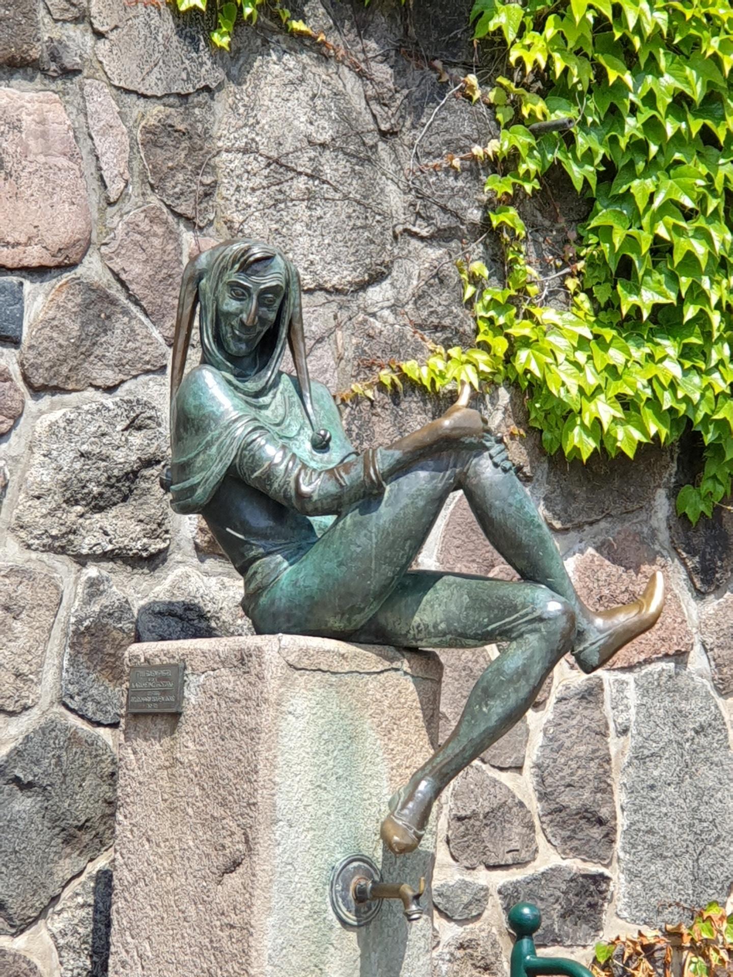 Till Eulenspigel Brunnen