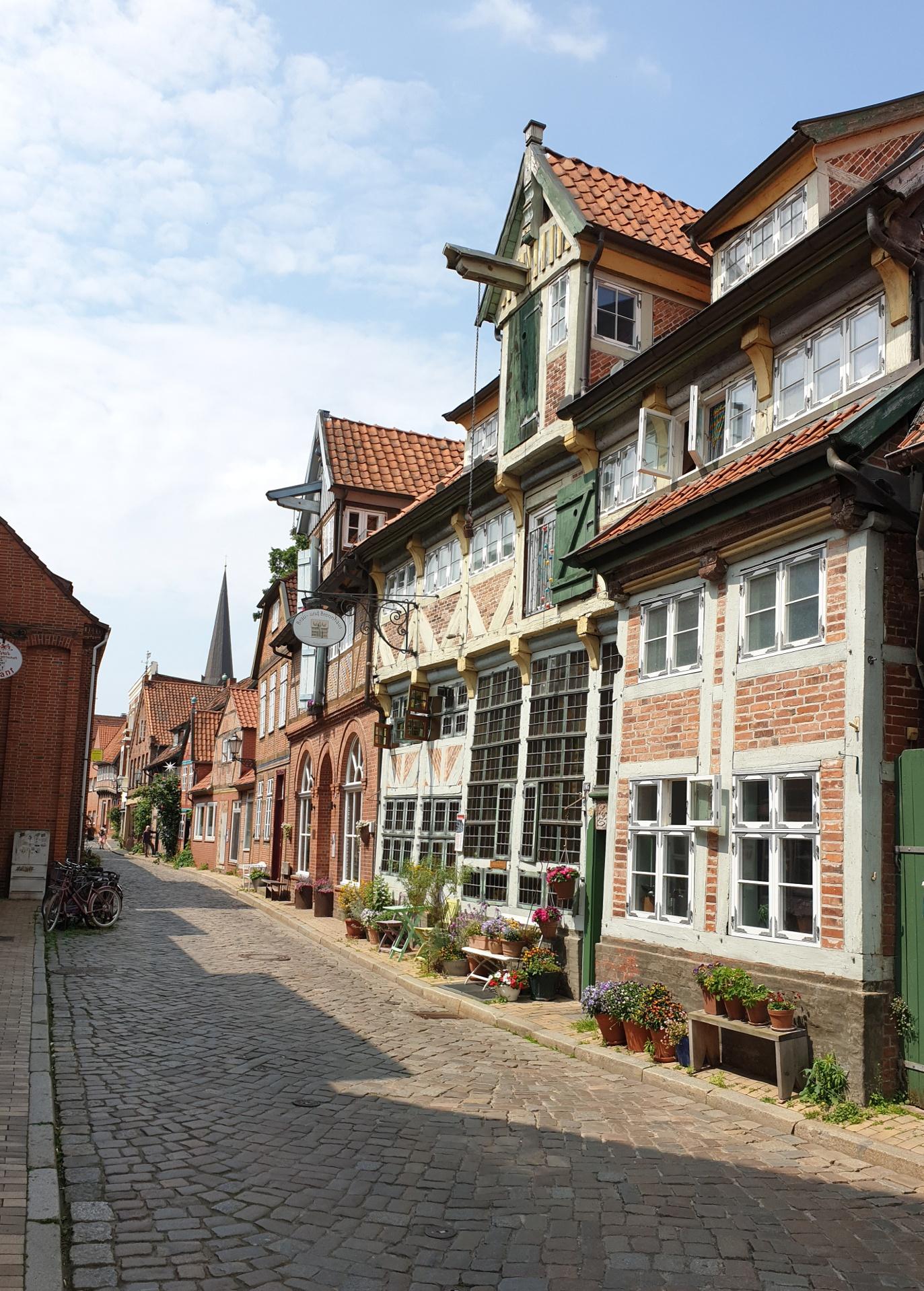 Altstadt Lauenburg, Brauhaus Anno 1633
