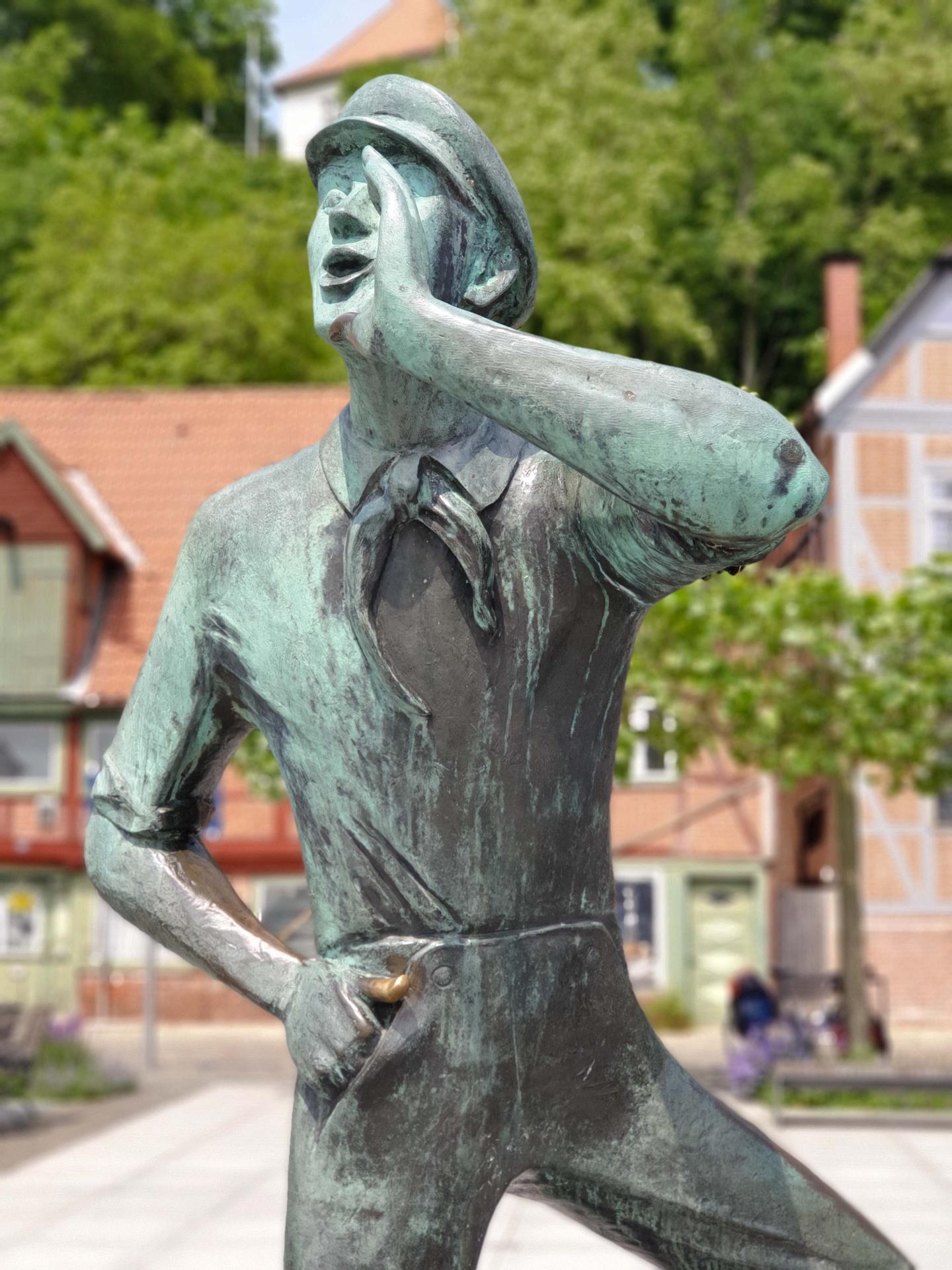Lauenburg, Der Rufer