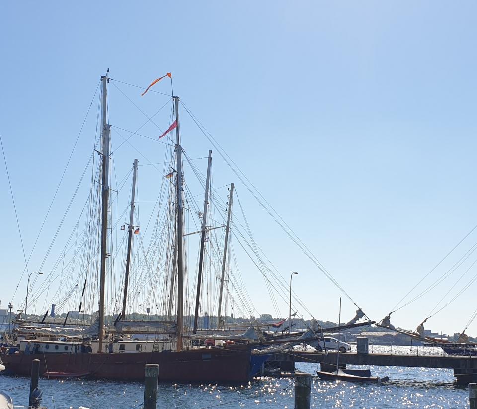 Kiel, unser nördlichster Punkt.