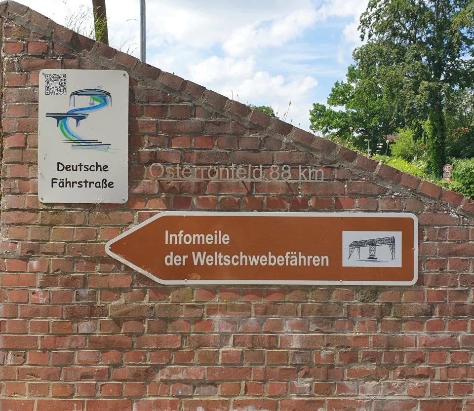 Deutsche Fährstrasse