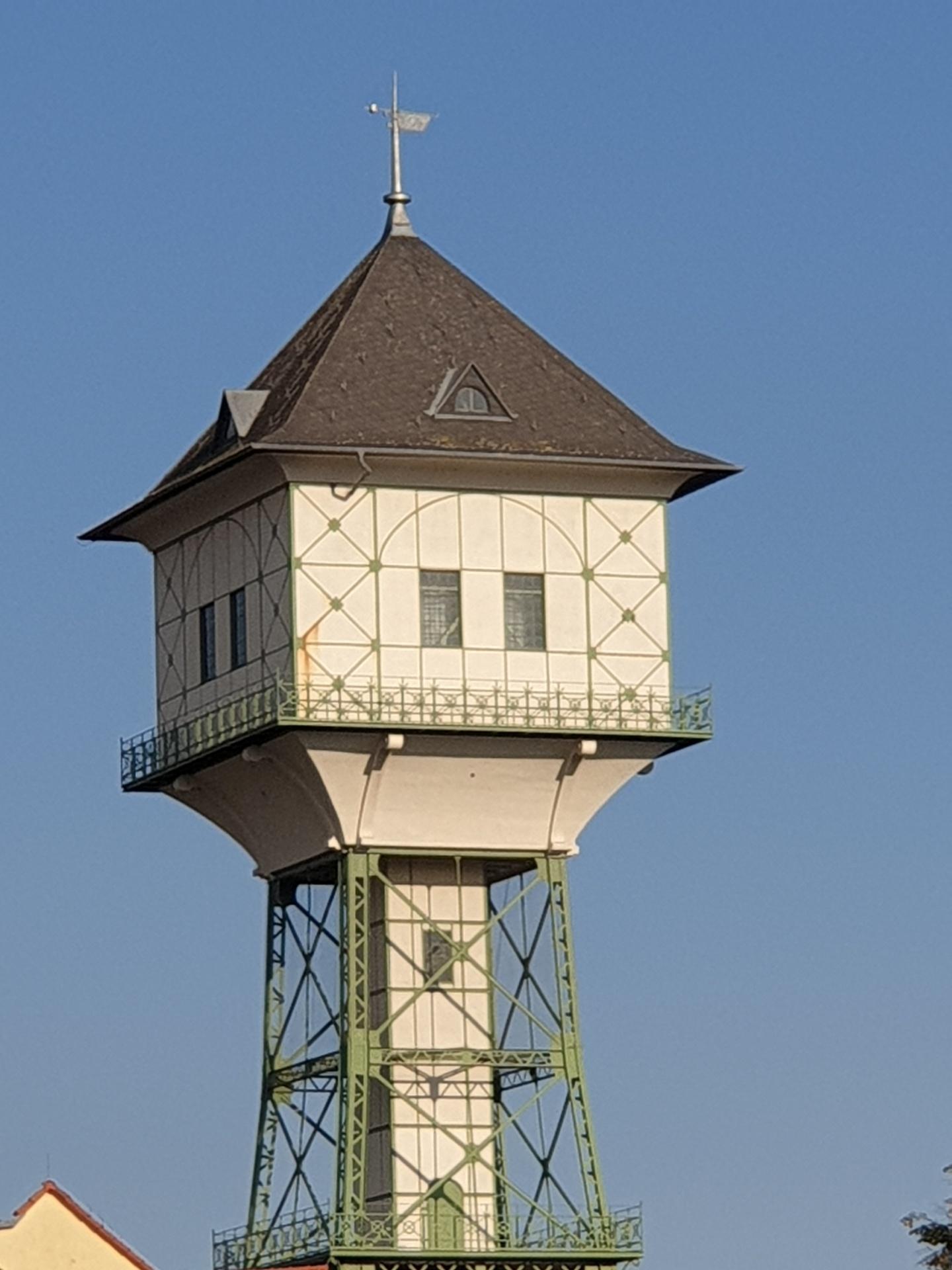 Groitzsch, Wasserturm
