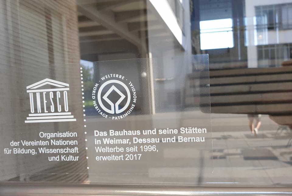 Dessau, Bauhausgebäude