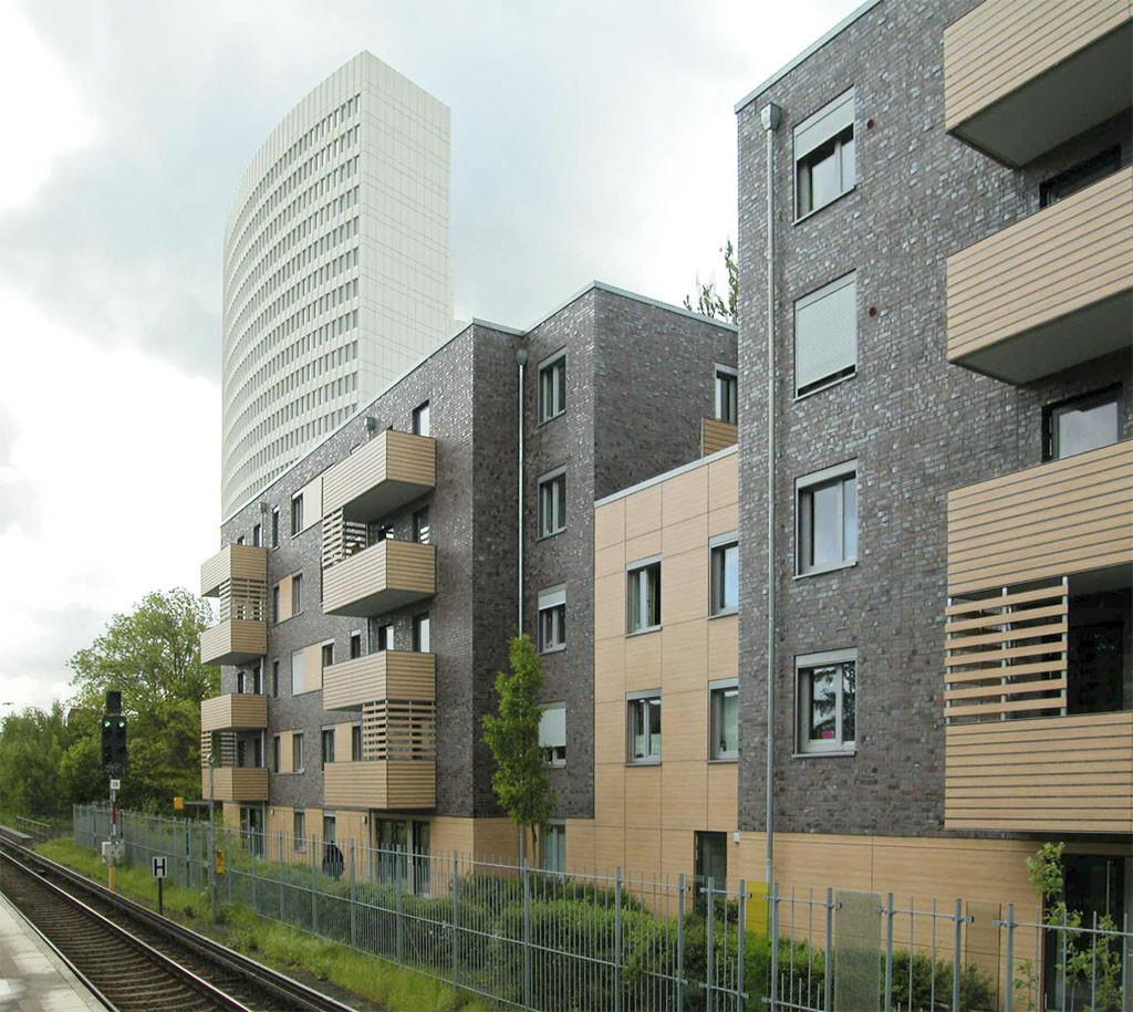 bilder bahrenfelder kirchenweg sehw architekten hamburg. Black Bedroom Furniture Sets. Home Design Ideas