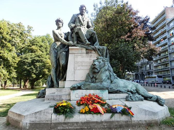 Monument à Charles Rogier