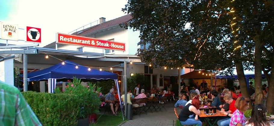Steakhouse, Steakhaus Illingen & Biergarten bietet viel Platz für Hochzeiten, runde Geburtstag und Firmenevents. Jubilare, Sommerfesten, Messe und Seminare / Tagungen und Biergarten.