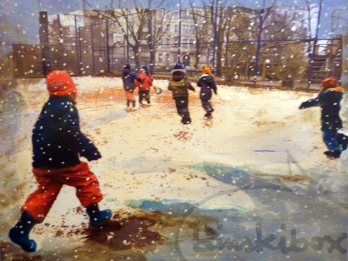 kinder in Berlin, Paintings 2010