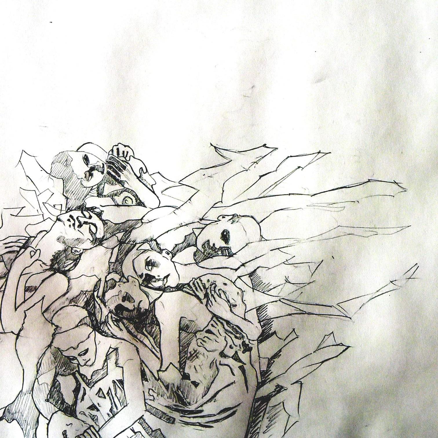 1 - Idee auf Papier
