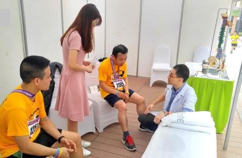 ベトナム マラソン大会イベント