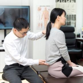 ドクターバンカイロプラクティック:US licensed Chiropractor