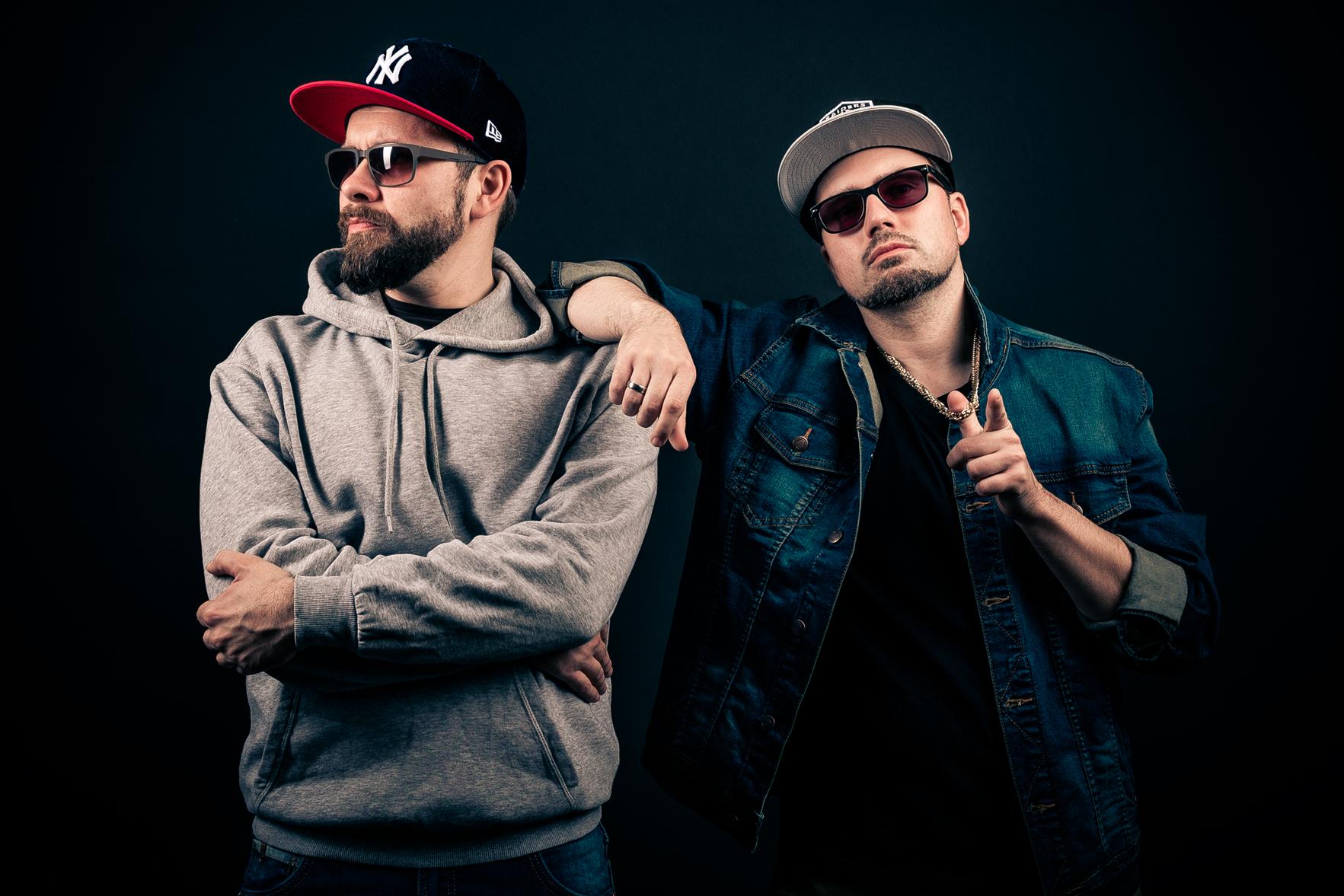 4_Issoe und DJ Primetime_Urheber Heiko Naumann