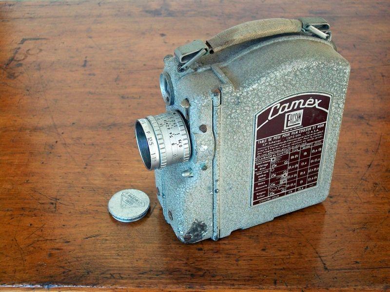 Caméra 8 mm