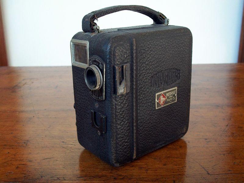 Caméra 9,5 mm