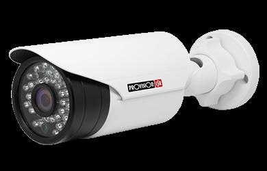 I3-380AHDE36 I3-380AHDE36 AHD IR BULLET CAMERA FIXED LENS 1.3 Mega-Pixel 720P AHD/Analog 36 LED (25m)