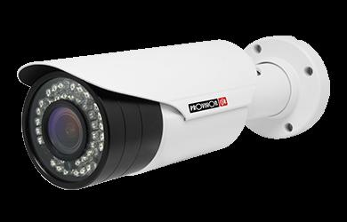 I4-380AHDEVF I4-380AHDEVF AHD IR BULLET CAMERA VARI-FOCAL LENS 1.3 Mega-Pixel 720P AHD/Analog 42 LED (35m)