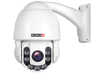 "x10 Optical Zoom  1MP AHD  1/3"" Sensor, Superpower IR LED  IP66 Ingress Rating."